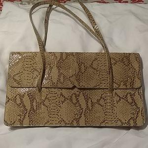 Alfani leather purse